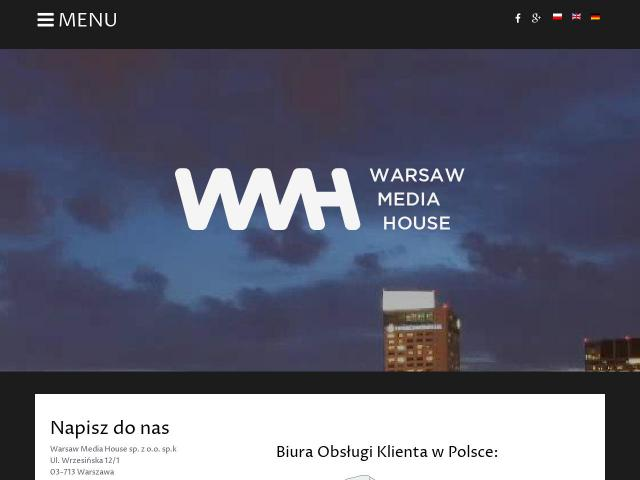 Warsaw Media House