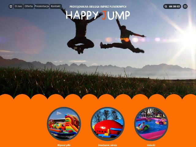 Happy Jump Daniel Krok